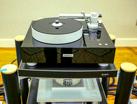 Bergman Sleipner Turntable
