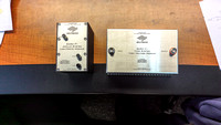 Edwin's ingenious Apollo LightDrive and Thor Voltage Modules from the SAGA System amps.