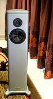Magico S1 with CAT electronics
