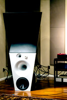 Ultimate III in Magico Listening Room