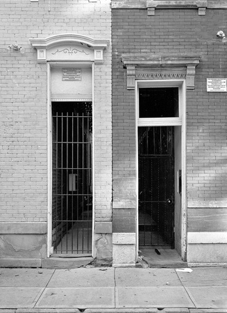 Two Doors, Clay St., OTR