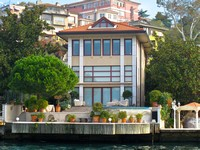 Yali on Asian Side of Bosphorus
